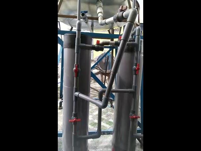 Lắp bình lọc nước phèn ở Bình Chánh