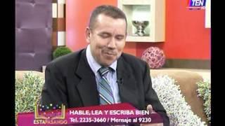 ESTA PASANDO, HABLE, LEA Y ESCRIBA BIEN 28 05 2015