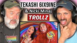 Montana Guys React To TROLLZ - 6ix9ine & Nicki Minaj (Official Music Video)