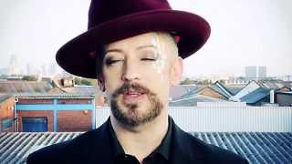 'My God' - Boy George - (Track by Track)