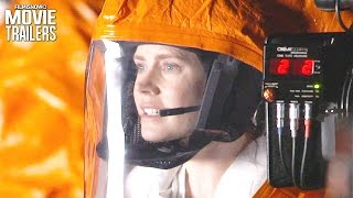 ARRIVAL  Find Out How The Scifi Thriller Starring Amy Adams Was Made
