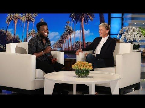American TV Host, Ellen Degeneres Surprises Kenyan Man With Millions