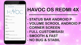How to install havoc os in mi a1!! Mia1 Best custom Rom