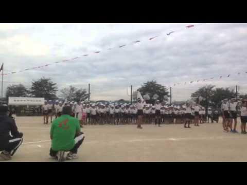 平成26年度詳徳小学校運動会応援合戦