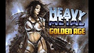 Heavy Metal Golden Years   Classic Metal Playlist   '80s, '90s