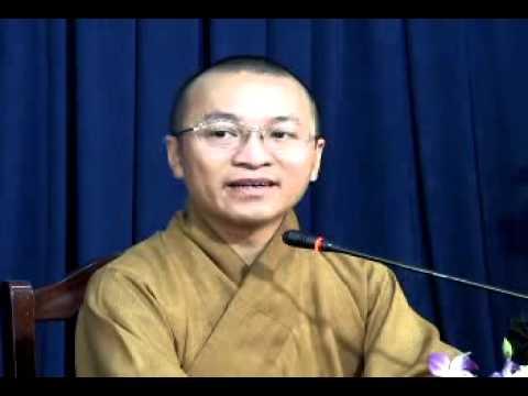 Chuyển Hóa Trong Niệm Phật (03/05/2008) Thích Nhật Từ
