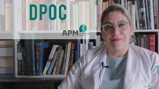 Renata Arbex elucida os tipos de Doença Pulmonar Obstrutiva Crônica (DPOC)