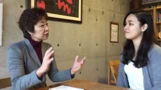 メルマガ『イリノイ・リポート』Shihoインタビュー動画