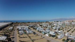 "Überwintern In Spanien ""Camping Mar Azul"""