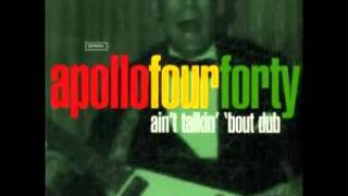 Apollo Four Forty - Glam (Rock N Roll Part III)