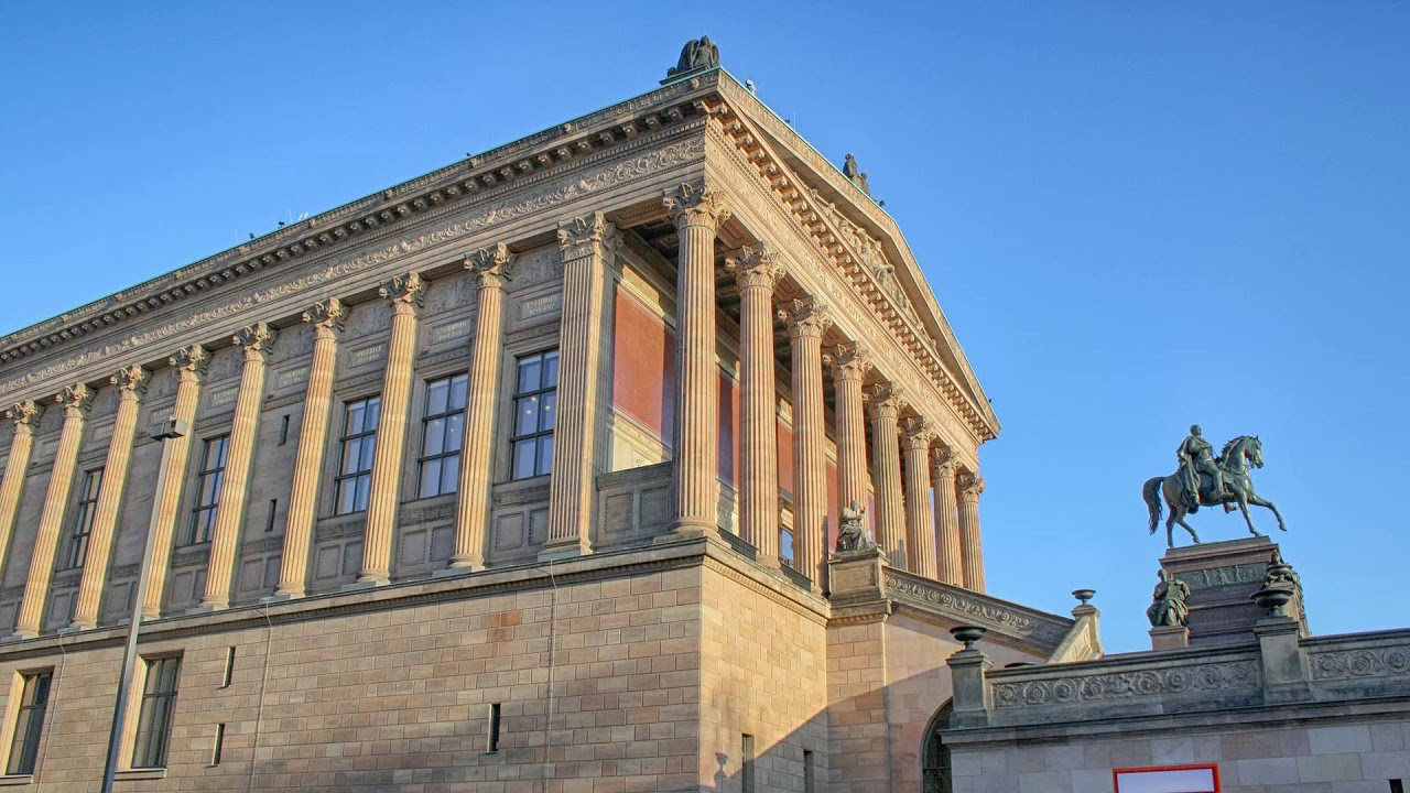Pergamon, altes, neues, Nationalgalerie, Bode, Dom, Lustgarten, museum, berlin, germany