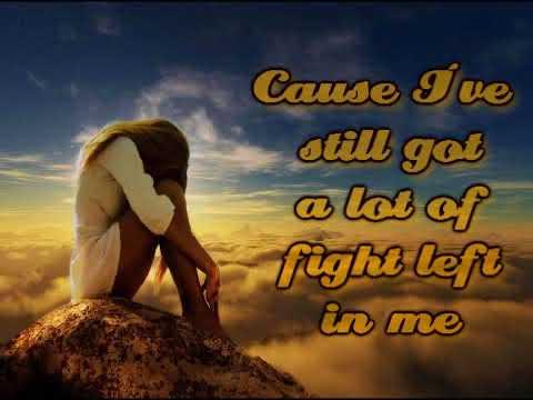 Fight Song - Rachel Platten [Lyrics on screen]