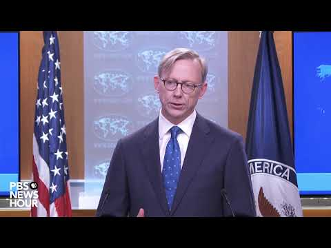 WATCH: State Department holds news conference