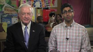 Hold The Line: Governor Hunt and Anoop Desai