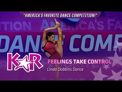 """Feelings Take Control"" from Linda Dobbins Dance"