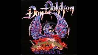 Don Dokken - when Love Finds A Fool