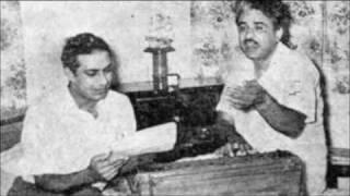 Talat Mahmood & Meena Kapoor  Ankhein Bhari Hui Hein