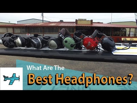Which Aviation Headphones are Better?  TakingOff Ep43
