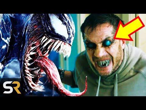 Venom's Superpowers Explained