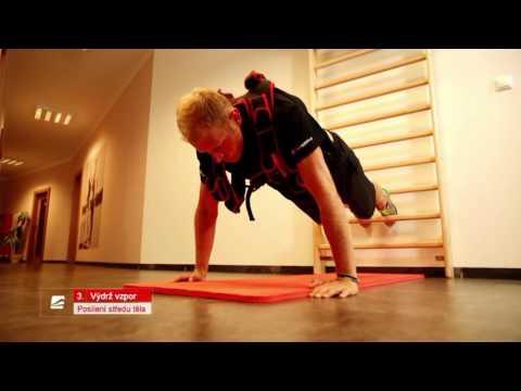 Ćwiczenia do rozwijania siły mięśni ręki