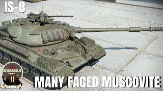 The IS 8 Misunderstood Monster World of Tanks Blitz