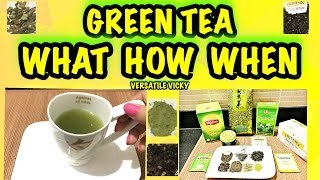 Fast Weight Loss with Green Tea | Green Tea for Weight Loss | Weight Loss Tea