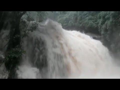 Cabeças d'água: saiba o que é e como se proteger nas cachoeiras