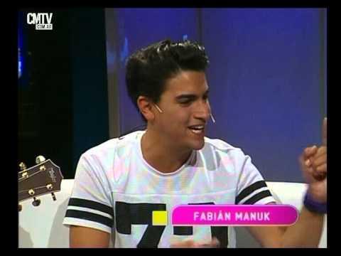 Fabian Manuk video Entrevista y Acústico - 2015