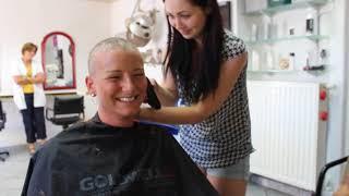 Women head shaverazor most popular videos lange haare abrasieren headshave f cancer solutioingenieria Images