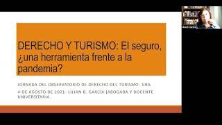 Derecho y Turismo: el seguro. ¿Una herramienta frente a la pandemia?