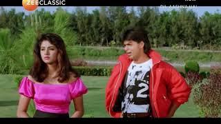 Dil ashana hai song !divya bharti and shahrukh khan love song