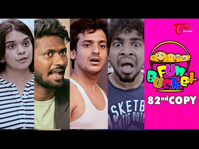 Fun Bucket – 82nd Episode – 22nd April 2017 | Mahesh, Vishnu Priya, Harsha