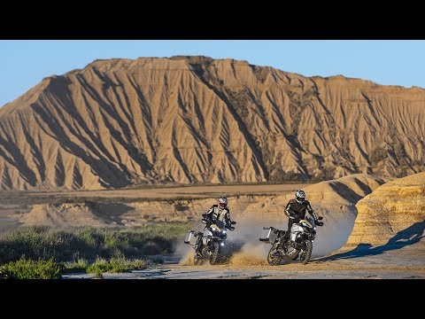 2018 Ducati Multistrada 1200 Enduro Pro in Brea, California - Video 1