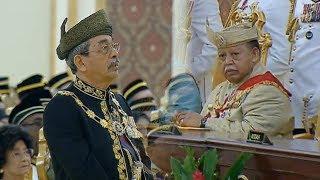 Ramai tumpang berdebar apabila Penyimpan Mohor Besar Raja-Raja lupa nama Raja Perlis