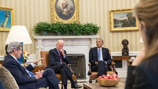 The President Speaks on the Terrorist Attack in Paris