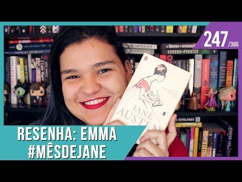 EMMA (JANE AUSTEN) #MêsDeJane | Bruna Miranda #247