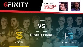Splyce vs HyperGames (CWL Summer Masters Grand Final)