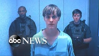 Charleston Church Massacre Victims' Families Confront Alleged Killer