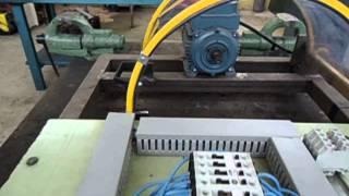 preview picture of video 'Automatització 3 - CFGM Mecanització - INS Manolo Hugué - Caldes de Montbui (Barcelona)'