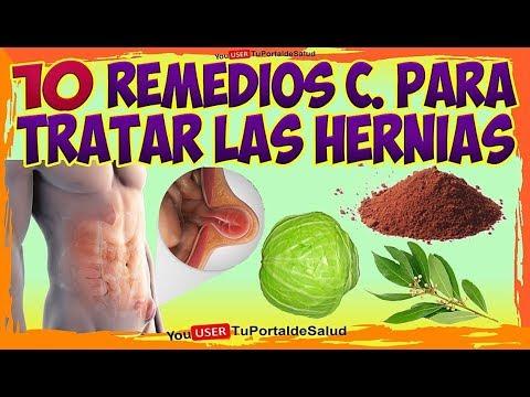 10 Remedios Caseros para las Hernias - Como Aliviar los Síntomas de Hernia