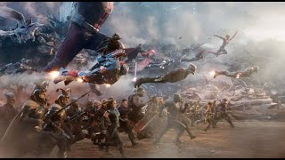 Avengers: Endgame - Final Battle (Edited)