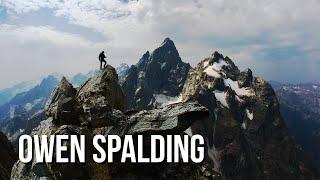 Solo Climbing the Grand Teton