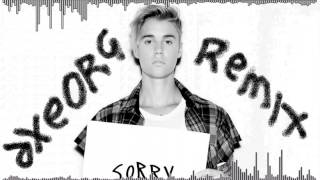 Justin Bieber  Sorry  Axeorg Remix  Chillstep
