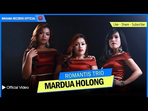 ROMANTIS TRIO - Mardua Holong (Official Music Video) - Lagu Batak Terbaru 2018 Mp3