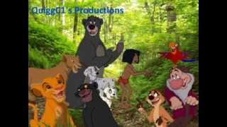 Sing Along Songs: Queen of the Jungle Last Part