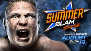 WWE: Summer Slam 2012 Theme song (Don't give up-Kevin Rudolf)