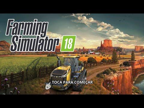 Farming simulador 18 para Android. #1
