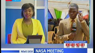 NASA secretariat meeting at the Okoa Kenya offices Lavington
