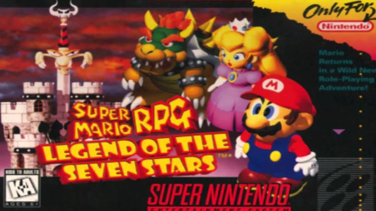 Getting Lost In Super Mario RPG's Forest Maze