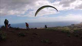 Parapente Tenerife 2018 filmé par Marc